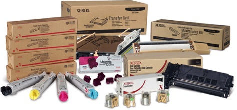 Xerox Supplies Photo